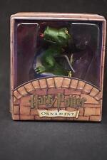 Harry Potter Kurt Adler 2000 Norbert the Dragon Ornament SEALED