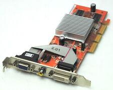 ASUS A9250/TD/128M/A 128MB Grafikkarte Grafik ATI Radeon 9250 DVI TV-Out VGA