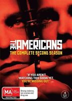 The Americans : Season 2 DVD : NEW