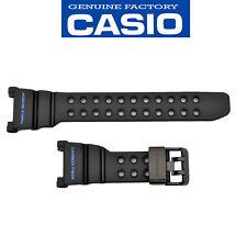 CASIO G-SHOCK Triple Sensor Frogman Carbon Fiber Watch Band Resin GWF-D1000B