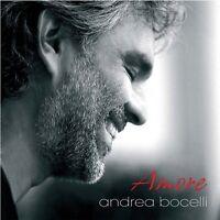 Andrea Bocelli - Amore [New CD]
