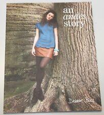 DEBBIE BLISS Zeitschrift / Strickheft  - - - an andes story - - -