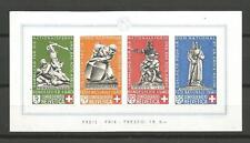 Switzerland / Helvetia / Suisse 1940 - Souvenir Sheet #5 MNH ** CV 400€