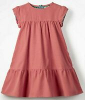 Girls MINI BODEN dress cord pinafore 4 5 6 7 8 9 10 11 12 years RRP £24-28 pink