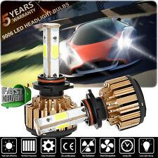 2018 4-Side Led Car Headlight Kit 9006 Hb4 1200W 6000K 180000Lm Bulb Replace Hid(Fits: Hyundai)