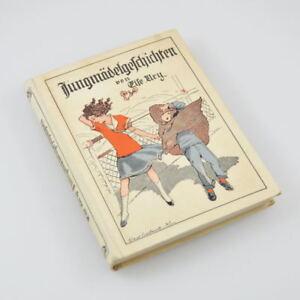 Jungmädelgeschichten von Else Ury - Meidingers Jugendschriften Verlag, Berlin
