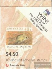 Australia 1645ba-1648ba Unmounted Mint complete.issue. Never Hinged 1997 Flo