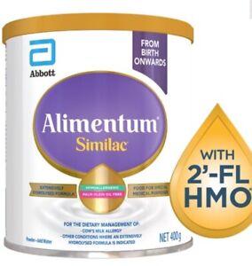 Similac Alimentum Hypoallergenic Infant Formula (400g).