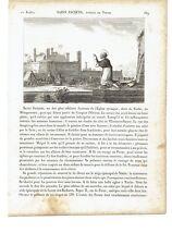 "1825 Vite dei Santi: San Giacomo Arcivescovo di Nisibi ""Saint Jacques"""