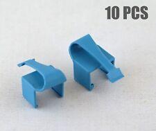 RJCLIP (10 PCS SKY BLUE Color) -  Broken RJ45 repair CAT5 CAT5e CAT6 connectors
