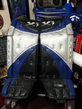 "Mens Louisville TPS Hockey Goalie Pads 35"" Used Htf Xi"
