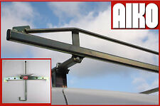 FC210 Nissan NV200 3 Bar with ladder roller + 1 pair of ladder clamps