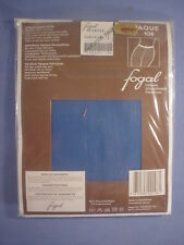Fogal Style 108 Opaque Nylon Pantyhose Size Small in Algarve