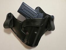 SIG SAUER P938 IWB LEATHER HOLSTER CCW
