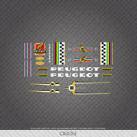 0821 Guerciotti Bicycle Stickers Black//Yellow Transfers Decals