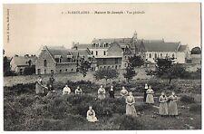 CPA 35 - SAINT BROLADRE (Ille et Vilaine) - 1. Maison St-Joseph - Vue Générale