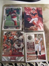 Atlanta Falcons 250-260 Cards Team Lot of Stars & Commons NFL Football