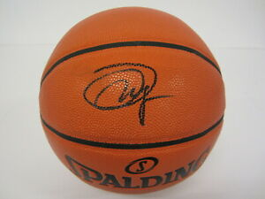 Joel Embiid Philadelphia 76ers signed autographed full size basketball CAS COA