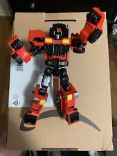 Transformers Inferno Power Of Primes Fire Truck Autobots No Weapons/extra head