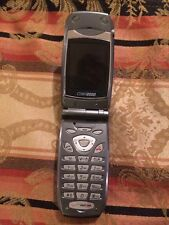 CDMA2000 Flip Phone(Vintage)/Case Included.