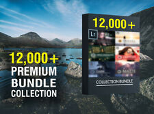 12,000+ Premium Lightroom Presets for pc and mac  (Fast Email Delivery)