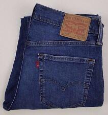 LEVIS Jeans 33 34 Blue DENIM 559 Fit SIZE Sz MENS Cotton BLEND Relaxed STRAIGHT*
