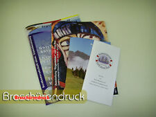 200 profesionell gedruckte Broschüren Vereinszeitungen