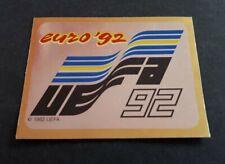 PANINI Sticker EM 1992 EURO 92 EUROPA - Wappen/Badge - Bild Nummer 1