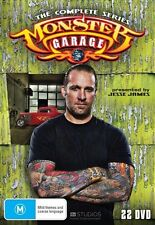 Monster Garage : Season 1-4 (DVD, 2012, 22-Disc Set)