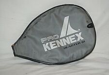 Old Vintage Pro Kennex Blaster 61 Racquetball Racket Cover Sports Tool