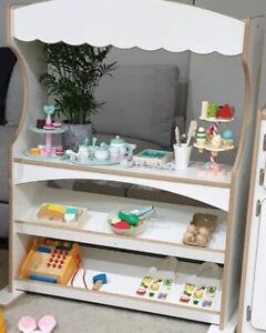 New play shop market stall DIY - quality Australian made