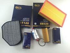Filtro Olio CARBONE ATTIVO ARIA kraftstof. SCT Germania W210 200 compressore