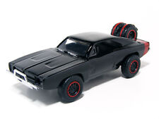 1:55 Fast & Furious Dodge Charger 1970 Black Diecast Miniature Car JADA TOYS