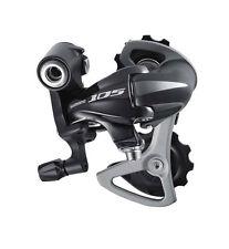 Shimano 105 - 5701 Rear Derailleur - Black - Short
