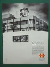 10/83 PUB CRYPTO AG HAGELIN SECURITY TRANSMISSIONS DATA COMPUTER MODEM FRENCH AD