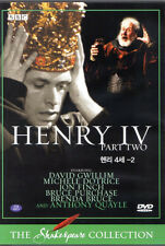 Shakespeare - Henry IV / 4th / Fourth (part two) BBC Collection DVD (NEW)