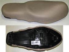 E 3360  Sella Completa Lunga Originale Giuliari APRILIA SCARABEO Beige 50 100 cc