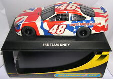 SUPERSLOT H2586 FORD TAURUS  #48 UNITY  NASCAR   SCALEXTRIC UK MB