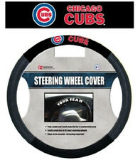 Chicago Cubs Mesh Steering Wheel Cover [NEW] MLB Car Auto CDG