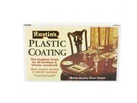 Rustins RUSPCOFIT Plastic Furniture Coating Starter Set