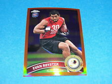 2011 TOPPS CHROME Evan ROYSTER Orange Ref RC #82 Washington REDSKINS Penn State