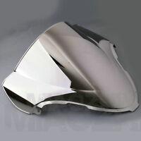 Dual Bubble Windscreen Windshield For SUZUKI Hayabusa GSX1300R GSXR1300 99-07 05