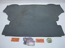 90 91 92 93 CELICA GT SPARE TIRE COVER CARPET TRUNK FLOOR PANEL MAT GREY OEM OE