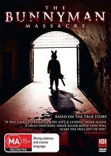 The Bunnyman Massacre - Cheryl Texiera DVD NEW