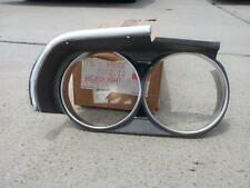 NOS Mopar 3442012, 1971 Dodge Challenger Grill  Headlight Bezel right hand side