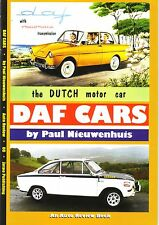 Book Daf Cars History - 600 30 33 44 55 66 46 Volvo 340 360 - Auto Review