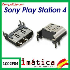CONECTOR HDMI PARA SONY PLAYSTATION 4 PS4 DISPLAY SOCKET PUERTO V2 DE REPUESTO
