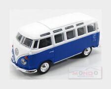 Volkswagen T1 Samba Minibus 1962 Blue White MAISTO 1:32 MI0032BL