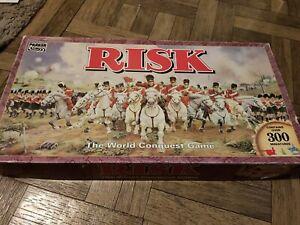 Risk Board Game 1994 Edition Parker - Complete & VGC