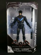 """#5 Nightwing Batman Arkham Knight 6.75"""" Action Figure DC Collectibles 2015 w/Box"""